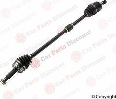 Opparts Cv Axle Shaft Constant Velocity, 3126n #car #truck #parts #transmission #drivetrain #3126n