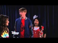 He's pretty cute... <3 Austin and Ally Karaoke and Kalamity  - Auslly kiss scene