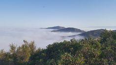Iron Mountain Trail Ramona CA at 7:06AM (7/1/16) [3264 x 1836] [OC]