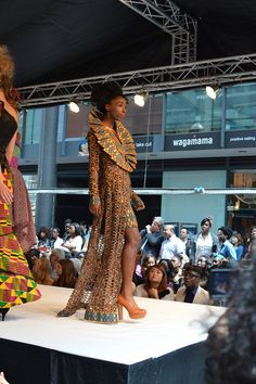 Africa Fashion Week London 2012. DSC_0686 by KBTimages.co.uk(uk_photo_art), via Flickr