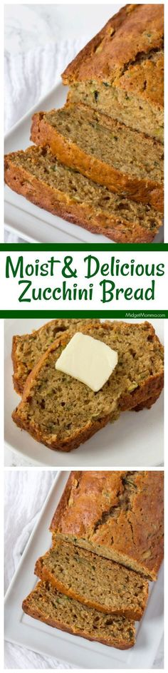 Zucchini bread recipe enjoy zucchini bread that is great for anytime you are craving a great bread and during the summer months when zucchini is on sale.
