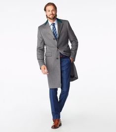 Indochino Suits Review Key Styles | The Fashionisto John Maxwell, Grey Overcoat, Best Fashion Photographers, The Fashionisto, Modern Man, Fashion Suits, Fashion Trends, Mens Fashion, Perfect Fit