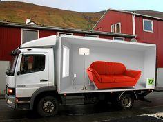 Truck Design on Behance