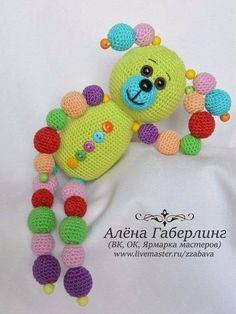 My handmade crochet toys for children - Crochet Baby Toys, Crochet Amigurumi Free Patterns, Crochet Bunny, Cute Crochet, Crochet Animals, Crochet For Kids, Crochet Dolls, Newborn Toys, Crochet Designs