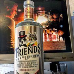 Ginebra portuguesa que agradece nuestra colaboración  #Gin #Friends #ginfriends Obrigado amigos