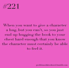 Book Nerd Problems #221...haha this is what I'll do next next time... And try not to look like a retard..... :)