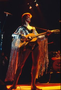 1972 - David Bowie In Pictures: 21 Iconic Images