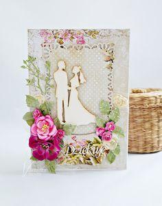 Odskocznia vairatki: Ślubne podziękowania Wedding Cards, Scrapbooking, Frame, Home Decor, Wedding Ecards, Picture Frame, Decoration Home, Room Decor, Scrapbooks