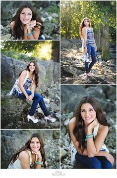 Fostoria Ohio Senior Portraits by Britt Lanicek Photography