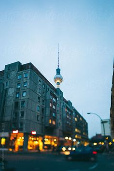 Berlin by Night by Good Vibrations