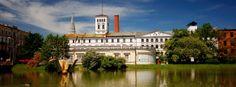 Five reasons to visit Łódź - Łódź, Poland .- host city of FIVB Men's World Championship 2014 #volleyball
