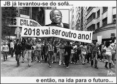 NA IDA PARA O FUTURO...