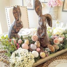 Cool Easter Decorations Ideas To Impress Your Guests ★ See more: glaminati.com/...