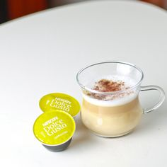 Sometimes all you need is a delicious Cappuccino. #dolcegusto #cappuccino