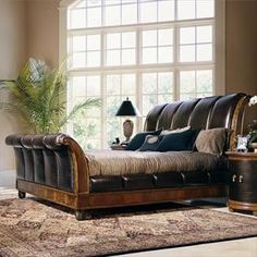 American Drew California King Bed