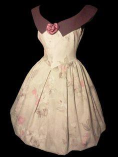 Victorian, Dresses, Design, Fashion, The Fifties, World, Vestidos, Moda, Fashion Styles