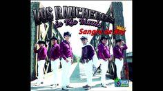 Los Rancheros del Río Maule - Sangre De Rey 2016 completo [cumbia ranchera]
