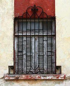 """Windows of Yucatan - Cancún  México    """"fotografias de puertas del estado de Yucatan, realmente el ver una puerta de este tipo en algun pueblo de Yucatan es como ir al pasado, en ellas esta la historia de las tradiciones y cultura ..."""""""