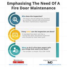 May 2017 Brisbane Fire Doors - Emphasising The Need Of A Fire Door Maintenance