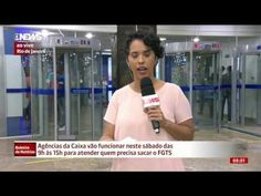 RS Notícias: Agências da Caixa abrem em esquema especial para s...