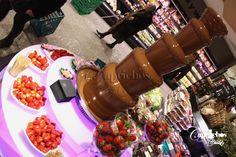 Fuentes de chocolate   Caprichos de chocolate   GALERIA
