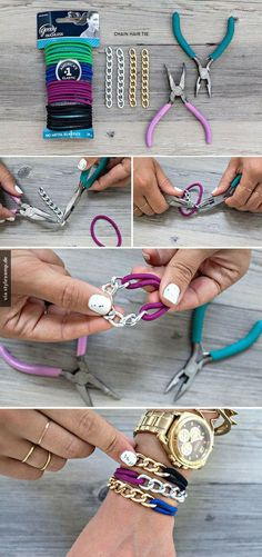 DIY: Statement Armband