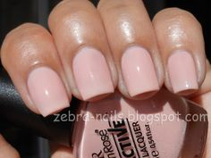 Golden Rose Selective Nail Lacquer - Creme Brulee ;)
