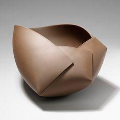 clay + origami = Ann van Hoey (genius!)