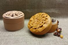 Florence Italy, Pink Leather, Jewelry Box, Shells, My Etsy Shop, Check, How To Make, Handmade, Jewellery Box