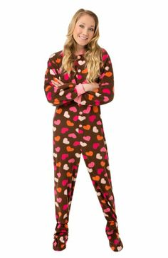 65486eb5f 32 Best Women s Footed Pajamas images
