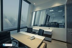 Emtac designed and executed by Cambridge Consultancy Dubai (manager's office).