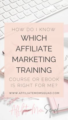So, you want to monetize your blog, and you've decided affiliate marketing is how you're going to do it. That's #awesomebabe! But here's the thing… you need to learn h…