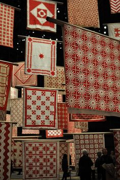 Red and White show