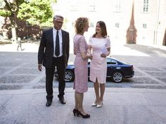Pin for Later: Princess Sofia Wears the Pretty Pink Dress That's So Right For Your Next Summer Wedding