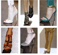 For Gucci Spring 2011, many have criticized Freida Giannini for having three different shows in one - a tribal, a safari, and a Russian/Gypsy gonedisco.Her YSL references were so obvious that everyone pointed them out. In a word, the co