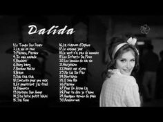 DALIDA || Les Meilleures Chansons - YouTube