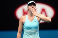 Maria Sharapova, R3, 18 January 2014 - Ben Solomon/Tennis Australia