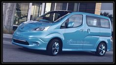 2015 Nissan e-NV200 Concept and Price