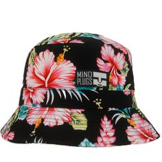 Hawaiian Bucket Hat | Streetwear | Mind Plugs
