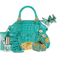 Teal Accessories