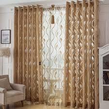 cortinas modernas - sala