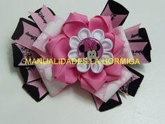 Tutorial Flor listón Gros, Make Simple Easy Bow, Flor facilita PaP, Diy#529 - YouTube