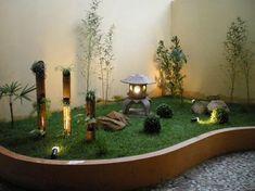 Japanese Garden Shed Kits Summer Garden, Home And Garden, Feng Shui Plants, Garden Shed Kits, Garden Design Pictures, Zen Garden Design, Mini Fairy Garden, Green Landscape, Outdoor Landscaping