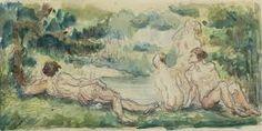 「cezanne nature watercolor」の画像検索結果
