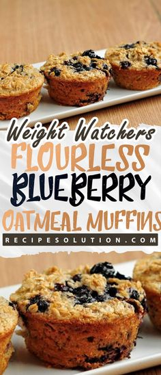These Gluten-Free Vegan Blueberry Oatmeal Muffins are moist and fluffy, slightly. These Gluten-Free Vegan Blueberry Oatmeal Muffins are moist and fluffy, slightly chewy and filled w Muffins Sans Gluten, Coconut Flour Muffins, Flourless Muffins, Blueberry Oatmeal Muffins, Gluten Free Blueberry Muffins, Healthy Blueberry Muffins, Vegan Blueberry, Blue Berry Muffins, Oatmeal Blueberry Muffins Healthy