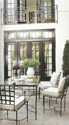 formal outdoor living spaces   Forum » Inspired Space: Outdoor Living » TN Valley Grapevine