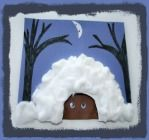 Winter Hibernating Bear Craft and WInter Song for Kids!