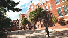UF: I hope to go there because of their NROTC program...