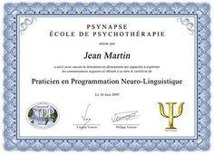 Formation de Praticien PNL | Psynapse Institut