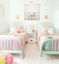 Amazing shared bedrooms for children - when every night is a slumber party! - Babyology